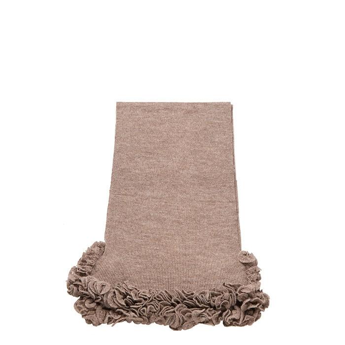 Hazel 100% baby alpaca scarf