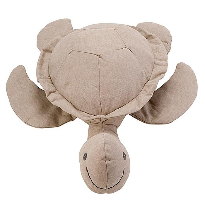 Tartaruga fermaporte maxi colore lino 55 cm