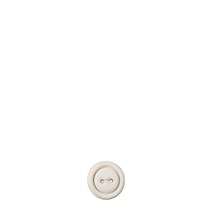 Diffusore bottone tondo bianco in terracotta d3 cm