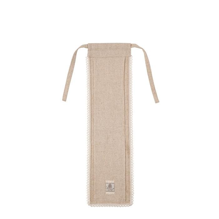 Portarotolo carta igenica in cotone 44 x 12 cm