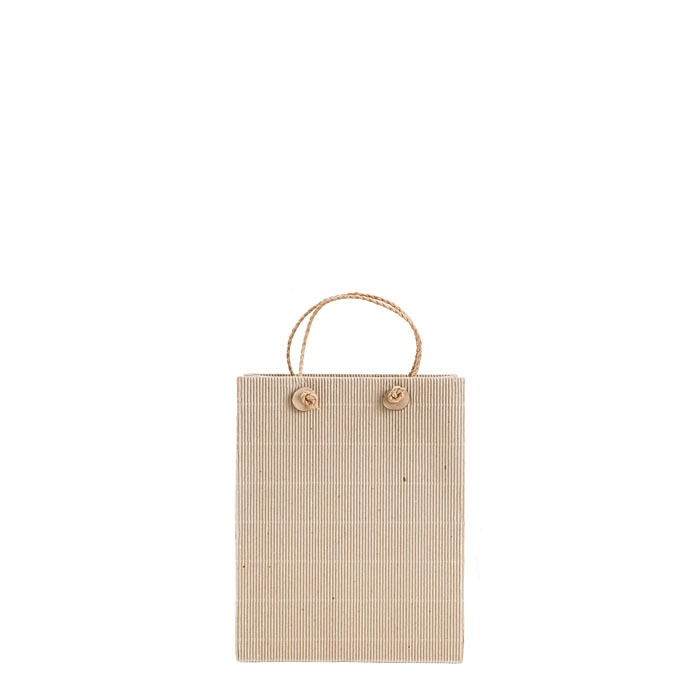 sac plissete en carton 26 x 13 5 x h33 cm. Black Bedroom Furniture Sets. Home Design Ideas