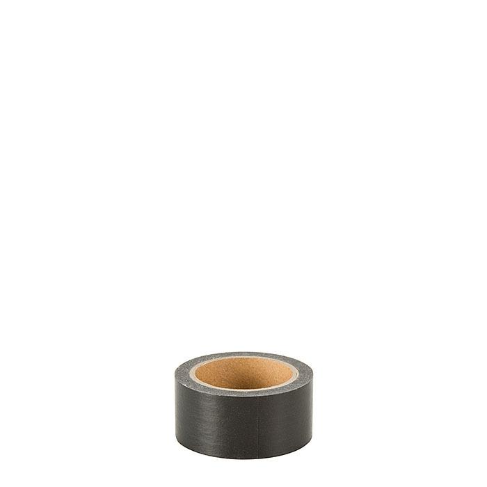 Black scotch tape 10m x 2.5 cm
