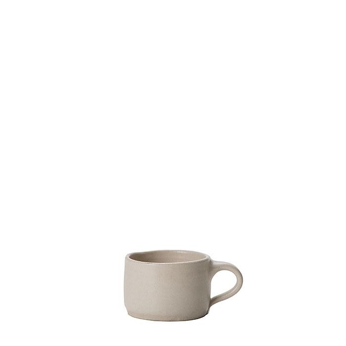 Tazza mini da caffe' in gres d7 h5 cm