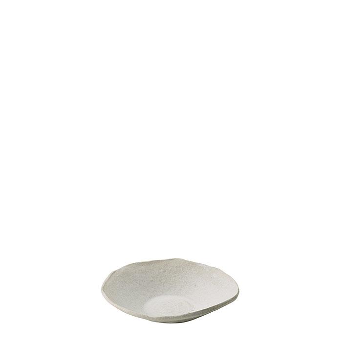 Piattino in gres d12 cm