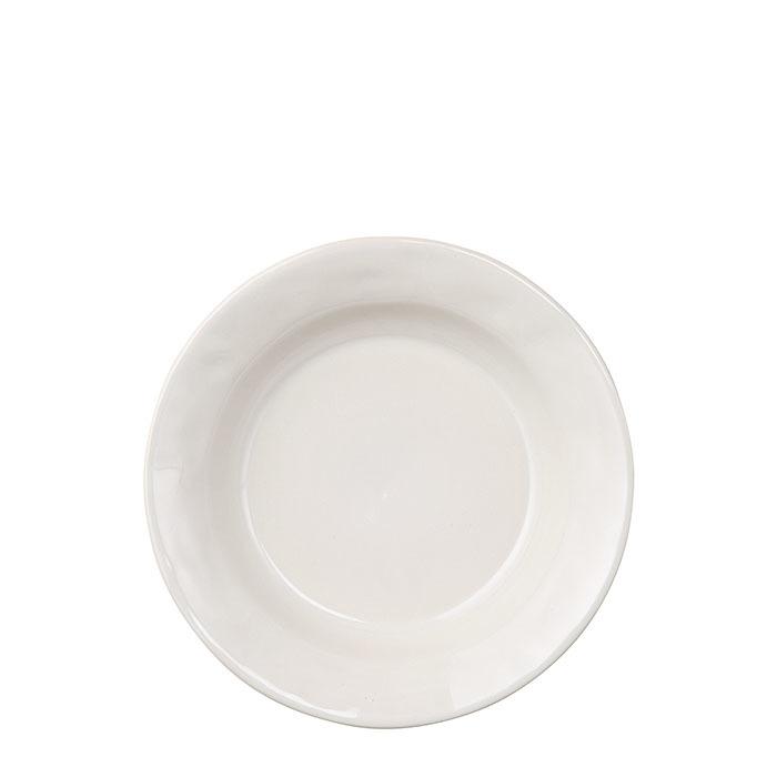 Assiette creuse gres blanc d23 cm