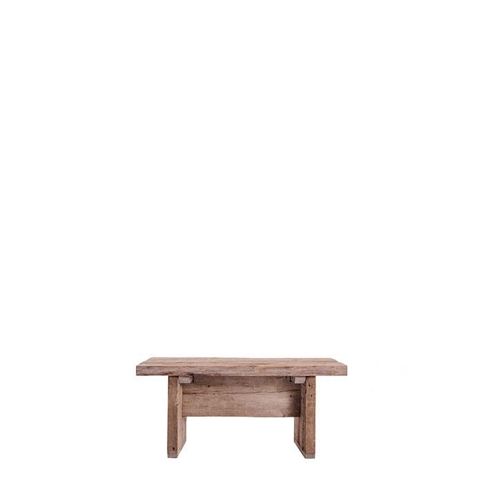 Plank 90 Cm.Raw Plank Bench 90 X 35 H43 Cm