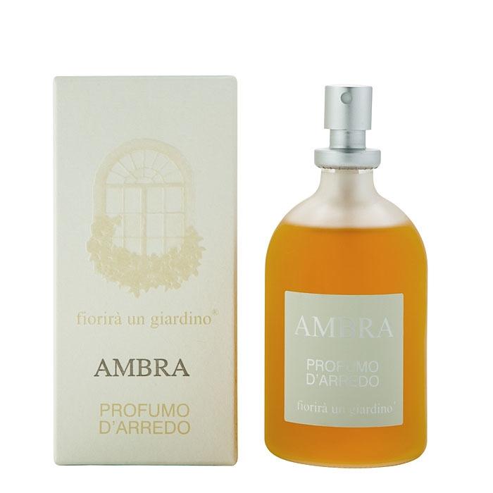Parfum d'ambiance ambre 110 ml
