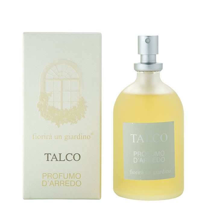 Room fragrance talc 110 ml