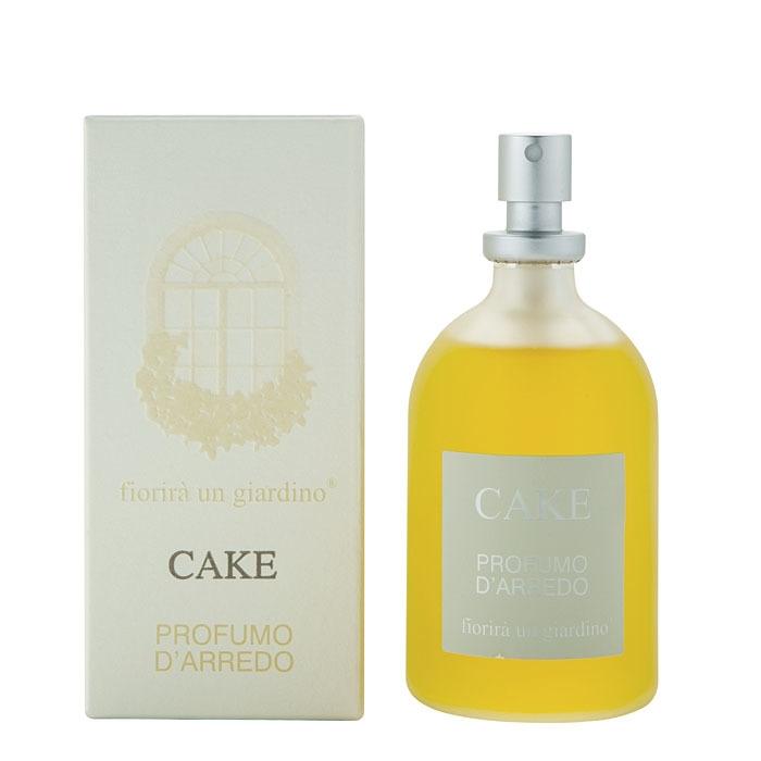 Profumo d'arredo cake v110 ml