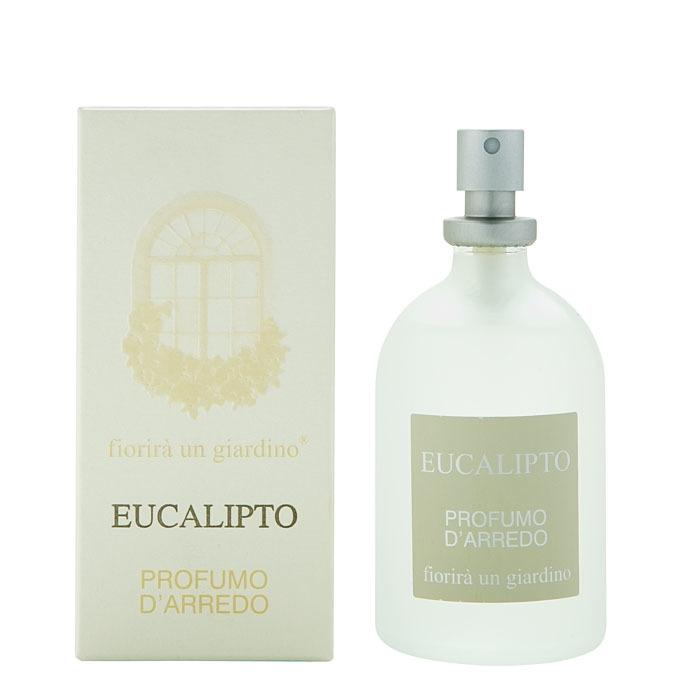 Profumo d'arredo eucalipto v110 ml