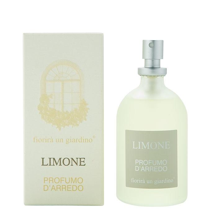 Profumo d'arredo limone v110 ml