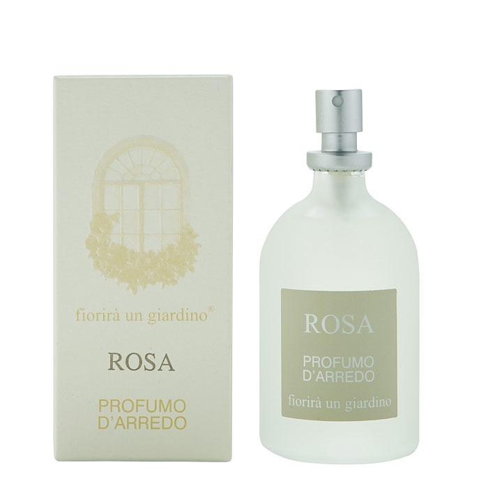 Parfum d'ambiance rose 110 ml