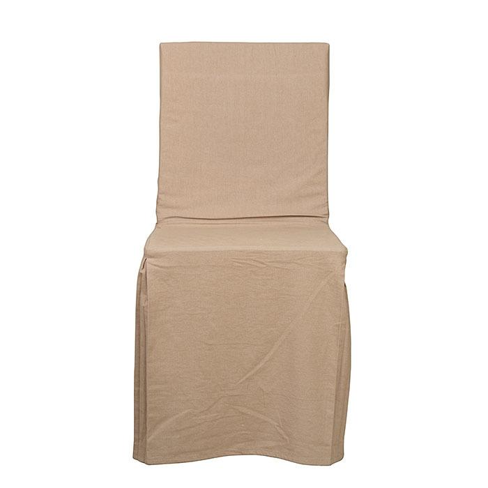 Coprisedia schienale e seduta imbottiti 100%cotone