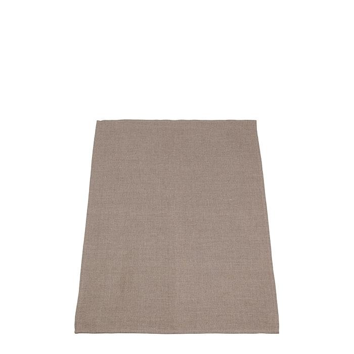 100%linen dishcloth natural color 50x70cm
