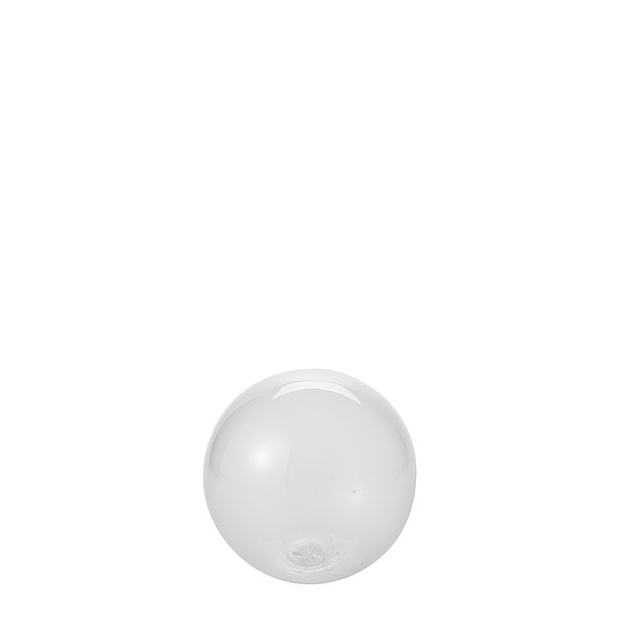 Floating glass ball d12 cm