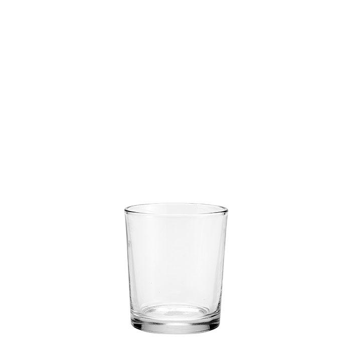 Vaso vetro (ccn) d9.5 h11 cm