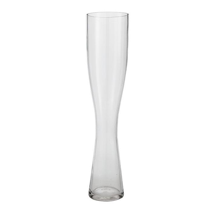 Vaso vetro 'a' bocca larga h60 cm