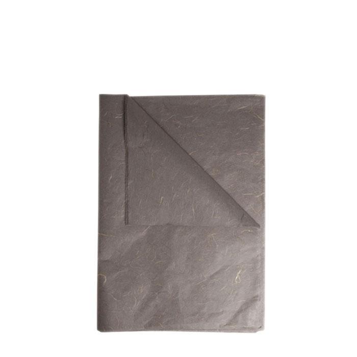 Taupe rice paper pack of 25 sheets