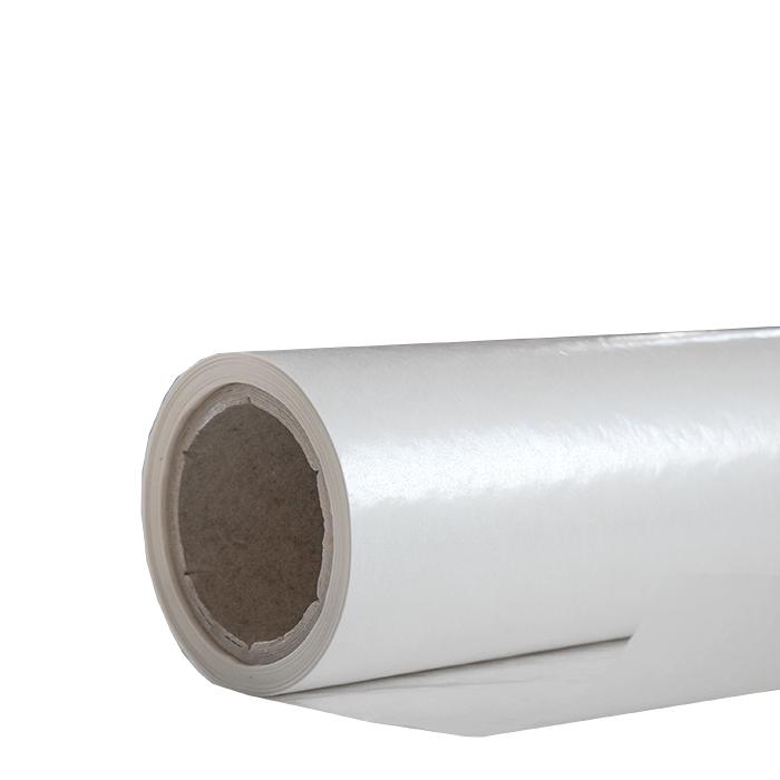 White paper roll 50m x 75cm