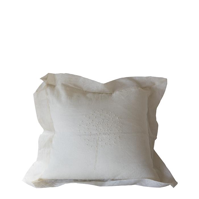 Fodera in cotone con soffione 40x40 cm