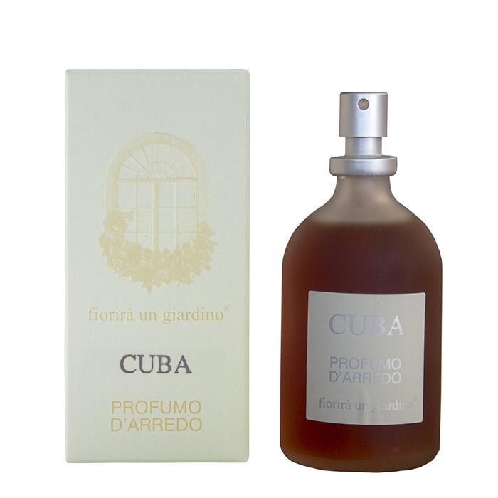 Parfum d'ambiance cuba 110 ml