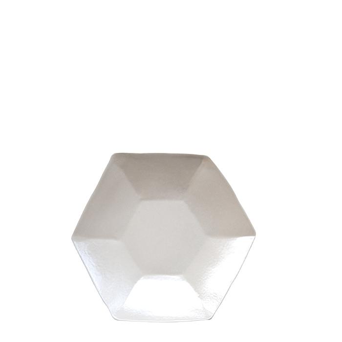 Ciotola esagonale in gres d16 cm