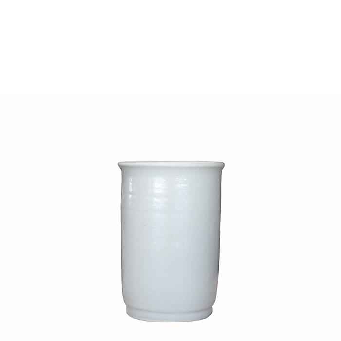 Portaspazzolino in gres d7 h11 cm