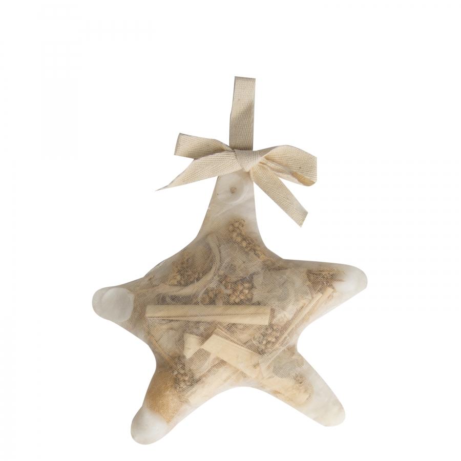 Pot-pourri stella garza h15 cm
