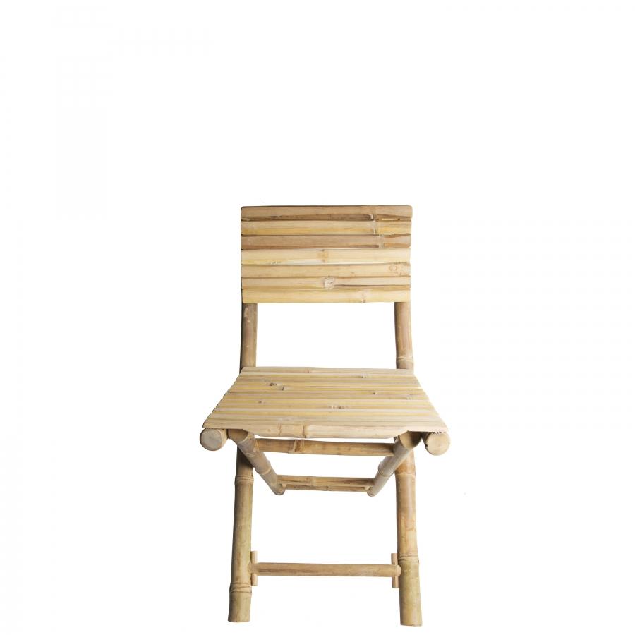 Sedia in bamboo