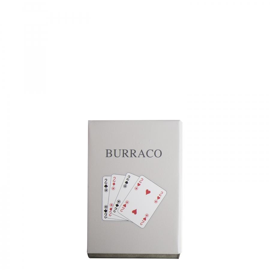 Box burraco carte gioco 14 x 9.5 cm