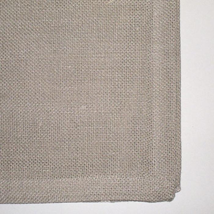 Weave 100% linen tablecloth natural colour 270 x 160 cm