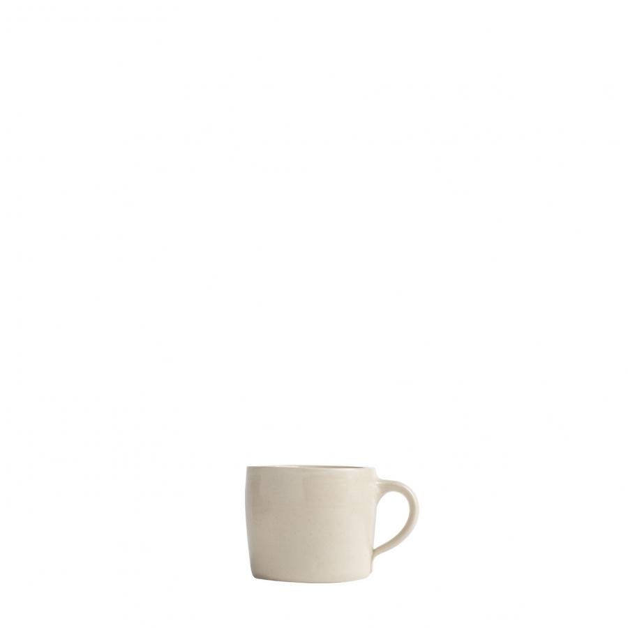 Tasse en gres d8 h7.5 cm