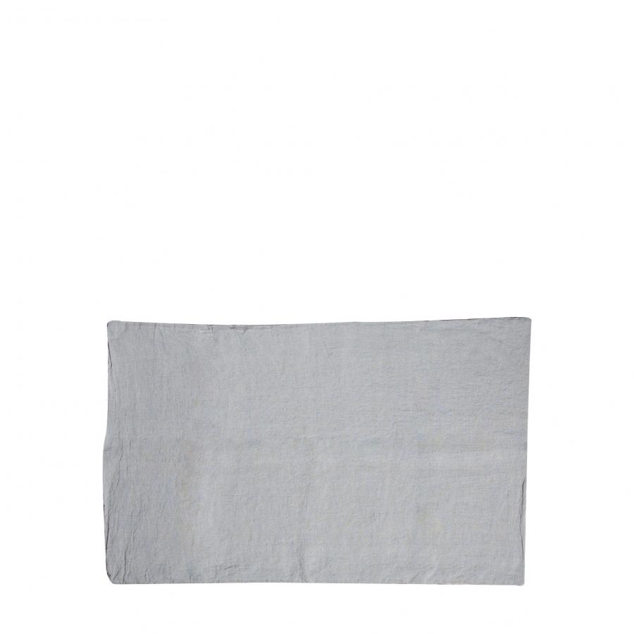 Doublure en 100% linen naturel washed 50 x 70 cm