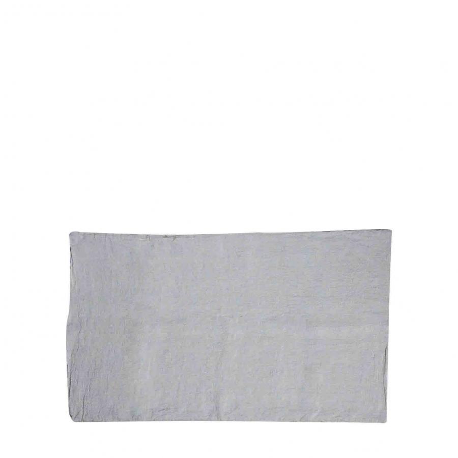 100% natural linen pillowcase 50x80 cm