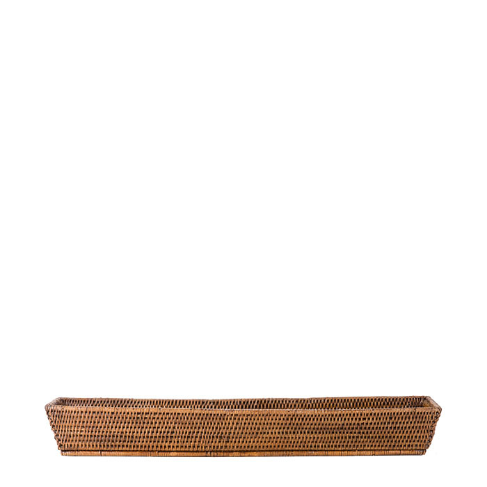 Baguette carrier wicker