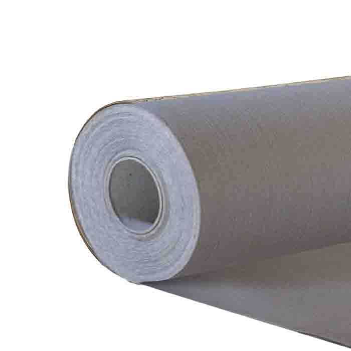 Compostable precut paper roll 24m x 41 cm
