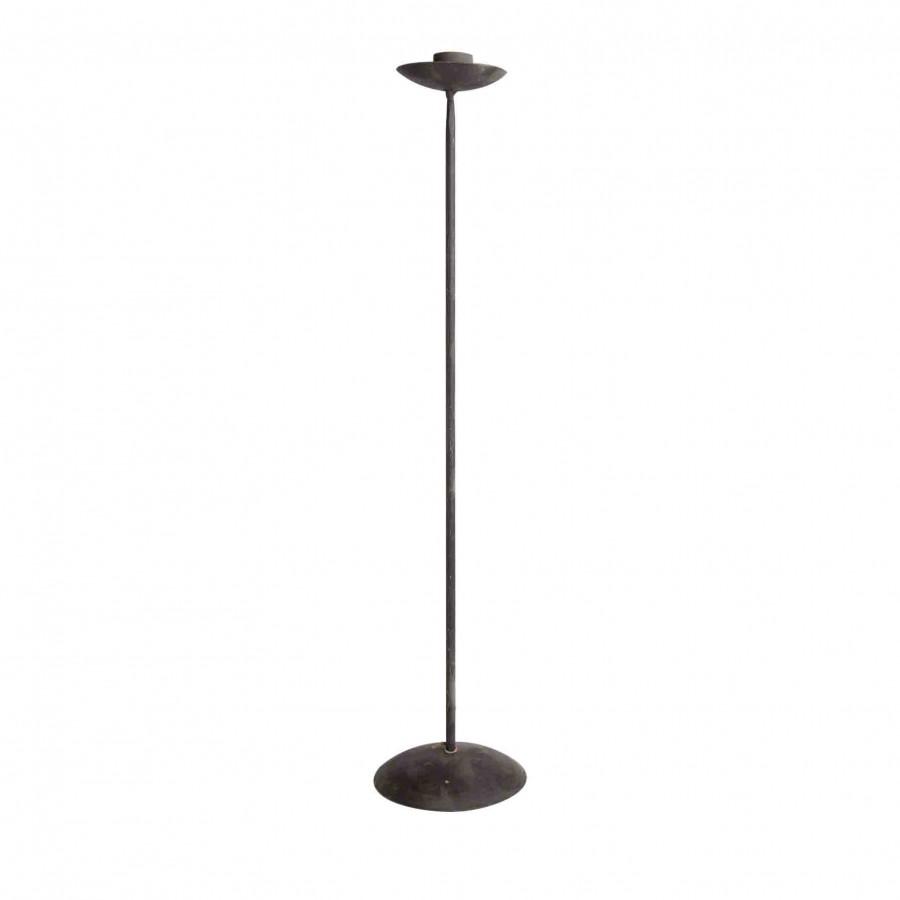 Candelabre noir h43 cm