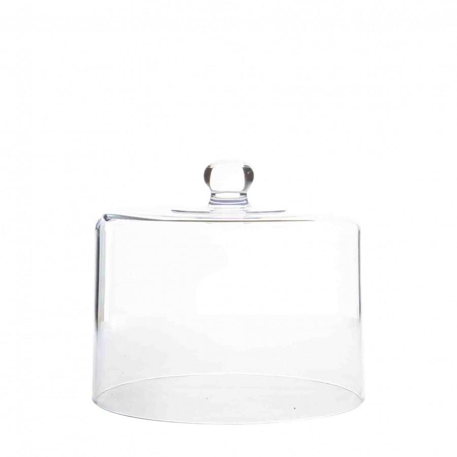 Cloche en policarbonate (2) d26 cm