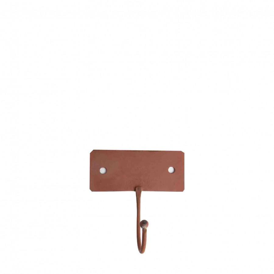 Rusty hook h10 cm