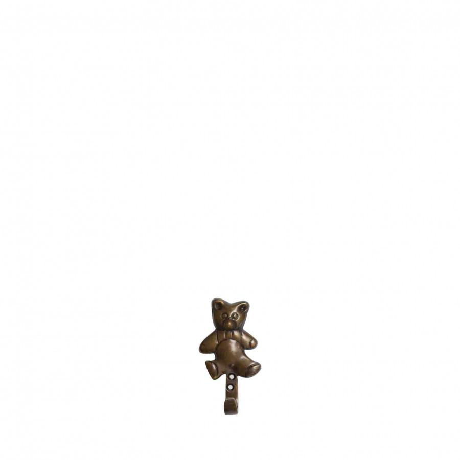 Cintre avec ourse h10 cm
