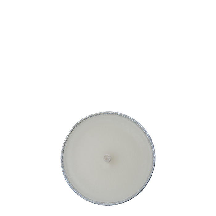 Citronelle candle with aluminium plate outdoor use d16.5cm