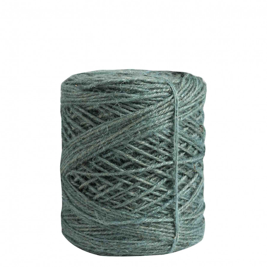 Petroleum jute natural cord skein 470m x 3.5mm