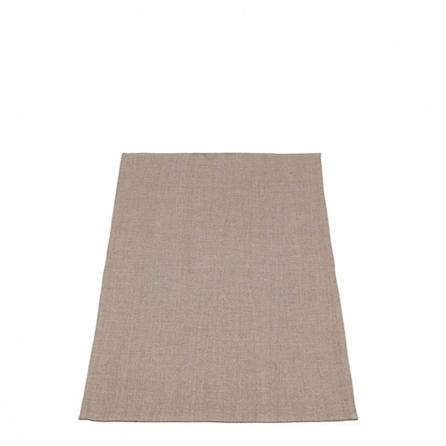 100%linen10 dishcloth natural color 50x70 cm