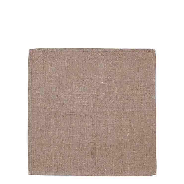 Tovagliolo 100% lino10 naturale 40 x 40 cm