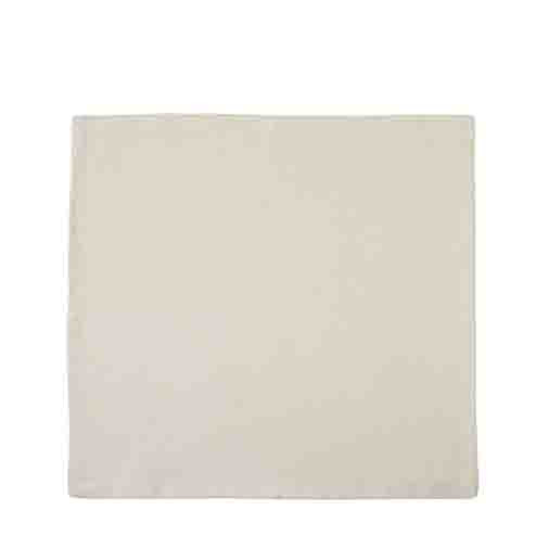 Serviette 100% coton epais couleur creme d45 cm