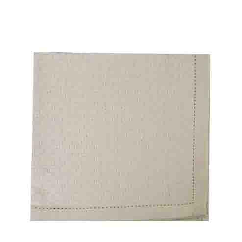 Serviette en 100% coton losange 44x44 cm