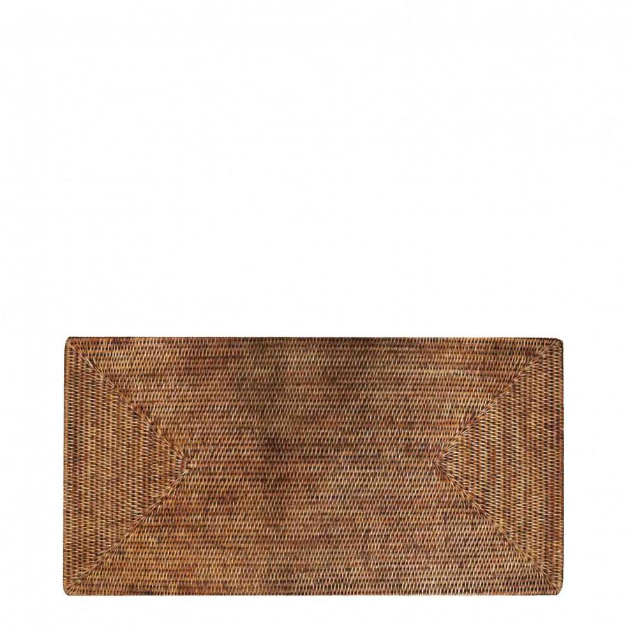 Tovaglietta midollino rettangolare maxi 50 x 95 cm
