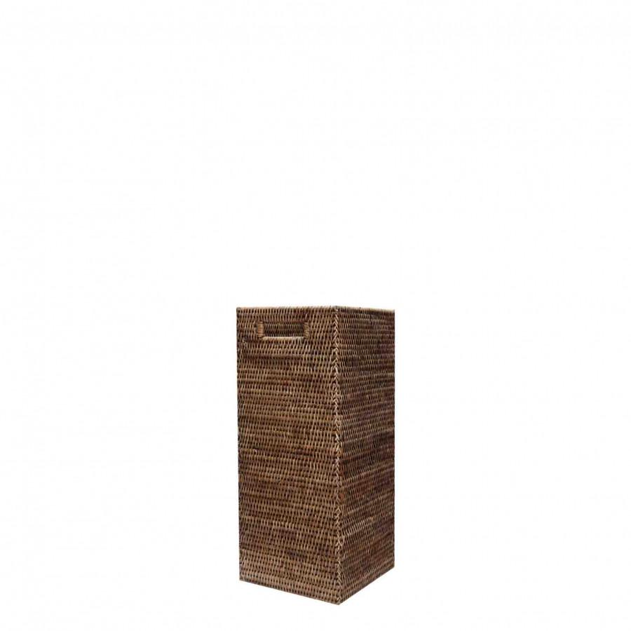 Portaombrelli midollino 23 x 23 h55 cm