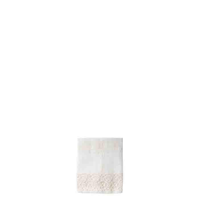 Sacchetto rete base pizzo beige 9 cm