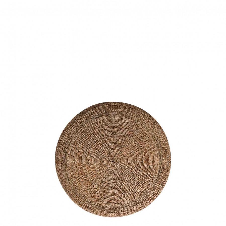 Cuscino corda tondo d55 h8 cm